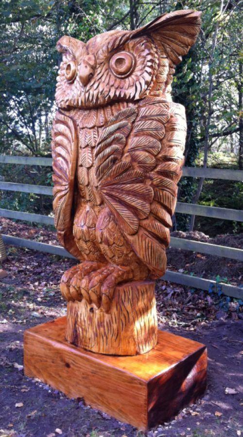 Les meilleures images du tableau sculptures sur bois