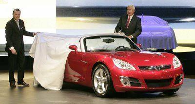 2007 Opel GT