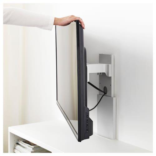 ikea uppleva tv halter drehbar wohnzimmer in 2019 pinterest. Black Bedroom Furniture Sets. Home Design Ideas
