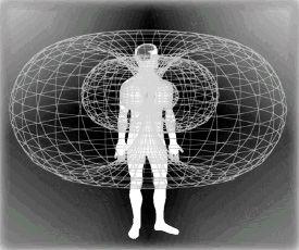 Magnetfeld des Herzens Das Magnetfeld des Herzens  Magnetfeld des HerzensEine noch viel erstaunlichere Entdeckung der Forscher am Institute of Heart Math ist aber das ungeheure Magnetfeld des Herzens: Die elektrische Komponente dieses Feldes ist etwa 60-mal stärker als die des Gehirns, die magnetische sogar bis zu 5000-mal und kann noch mehrere Meter vom Körper entfernt gemessen werden.