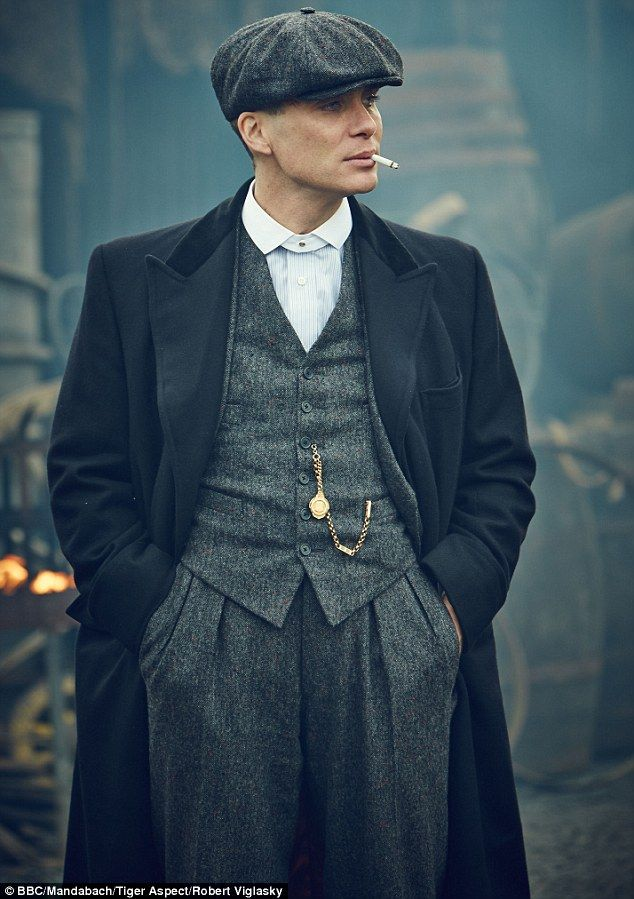 Getting in to character: According to actor Cillian Murphy, there's a…