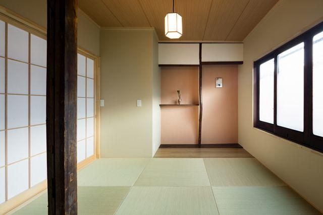Kiraku Japan 古民家を高級町屋ホテルとして復活 - インテリア情報サイト