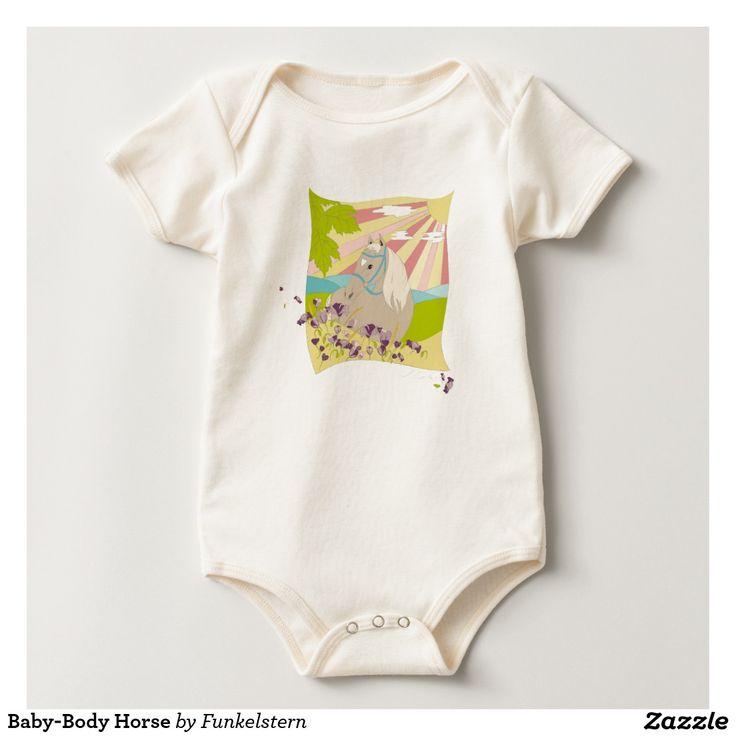 Baby-Body Horse Babybody