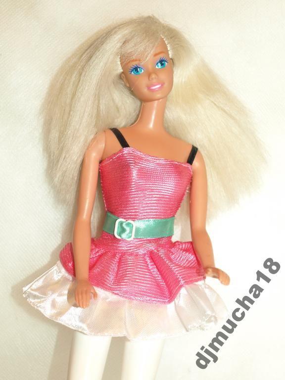 Barbie Mattel ŚLICZNA W UBRANKU