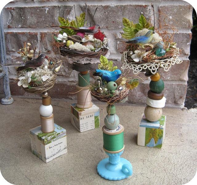 1000 images about home decoraties decoratie materialen op pinterest kerst kunst en - Home decoratie met tomettes ...