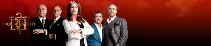 Love Dragon's Den, I was actually supervised I like this type of show, but it's so good