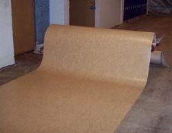 Как стелить линолеум на фанеру, ДВП, деревянный или бетонный пол? Стелем линолеум в коридоре, кухне, комнате и на балконе