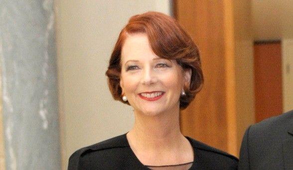 Julia Gillard debuts new look | Celebrity beauty | www.beautyheaven.com.au