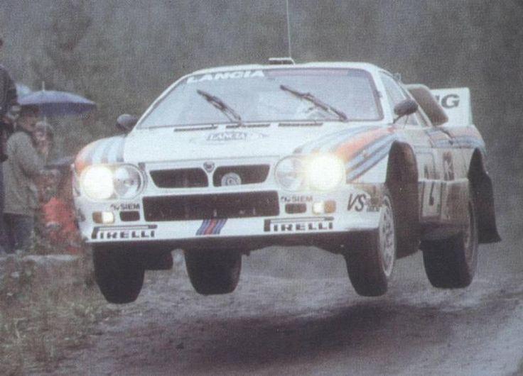 Lancia Rally