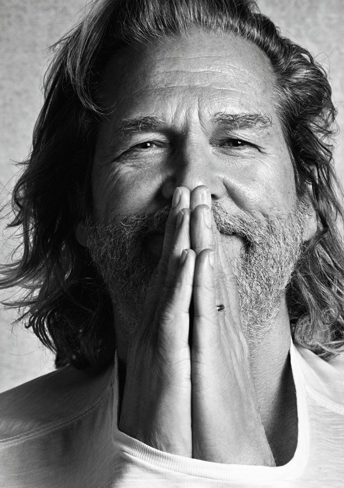 Marc O'Polo Charity-Kollektion Mindfulness - Jeff Bridges © Marc O'Polo