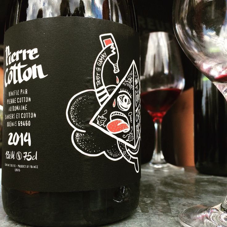 #Beaujolais #PierreCotton #vinnaturel