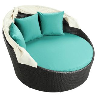 Siesta Outdoor Rattan Espresso With Turquoise Cushions Interiors Inside Ideas Interiors design about Everything [magnanprojects.com]