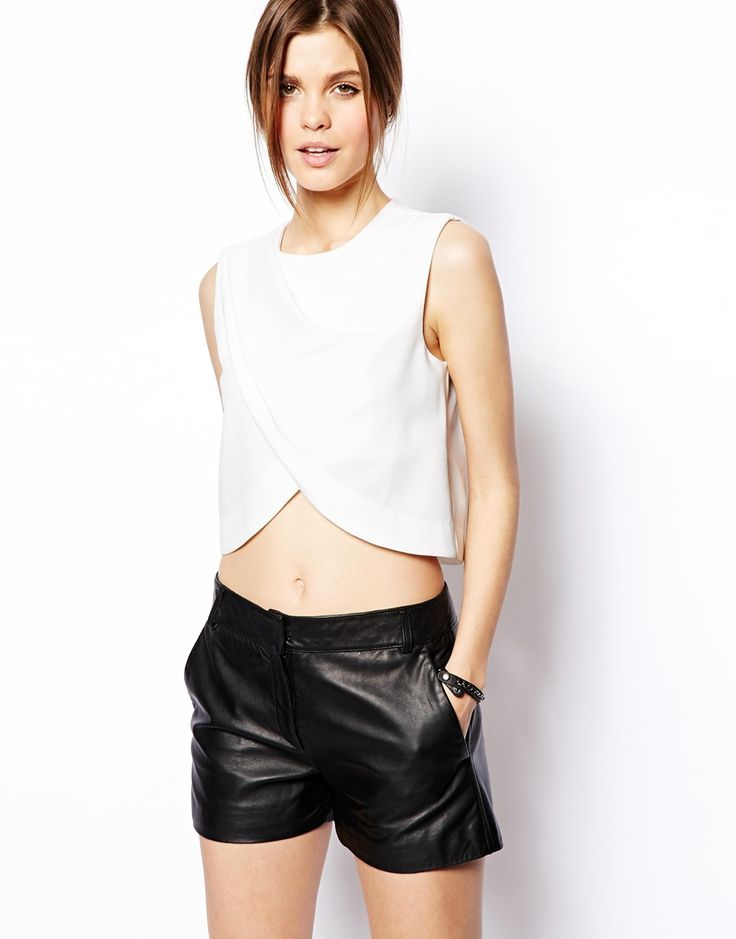 06f6cef0efa61d Search for white crop top at ASOS. Shop from over styles