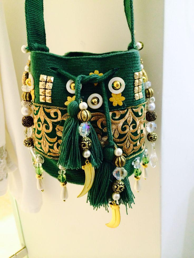 Mini Deluxe Mochila Miss G Bags