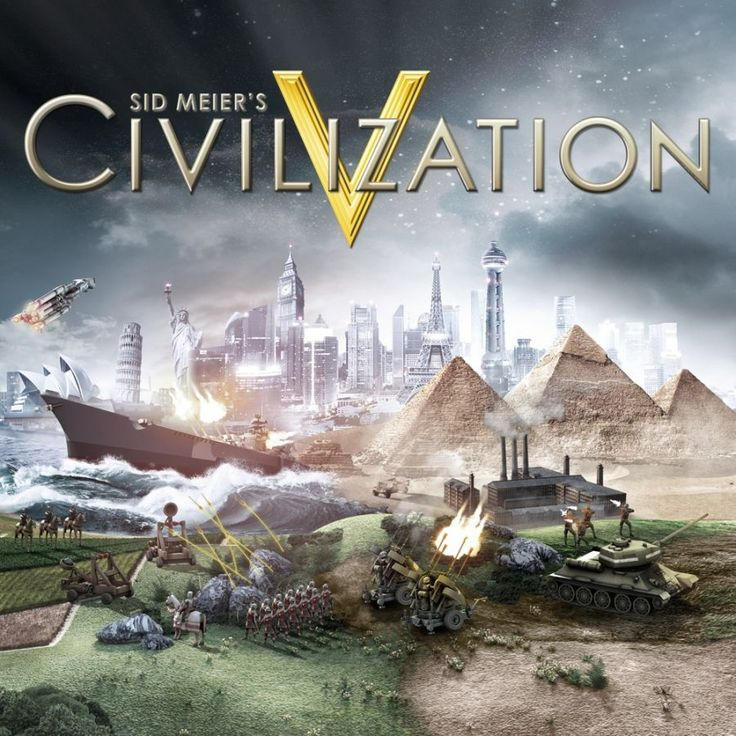 Favorite civilizations and leaders from Civilization IV, plus all-new civilizations including Assyria, Austria, Brazil, the Huns, Inca, Indonesia, the Iroquois, Morocco, Poland, Polynesia, the Shoshone, Siam, Songhai, Sweden, and Venice. Great graphics with new hexagonal maps for more realistic combat.