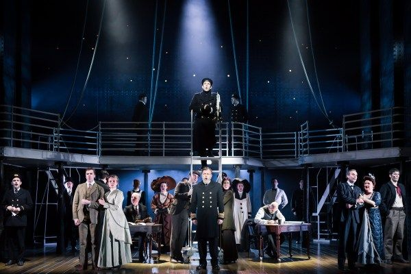 Team Review: Titanic The Musical - Carns Theatre Passion