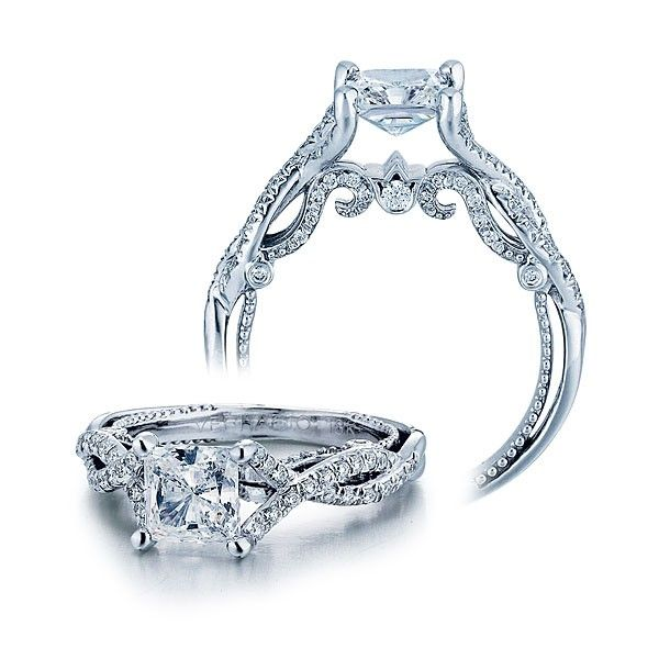 Verragio INS 7060 Engagement Ring $3000 happy bday 2 me 2013