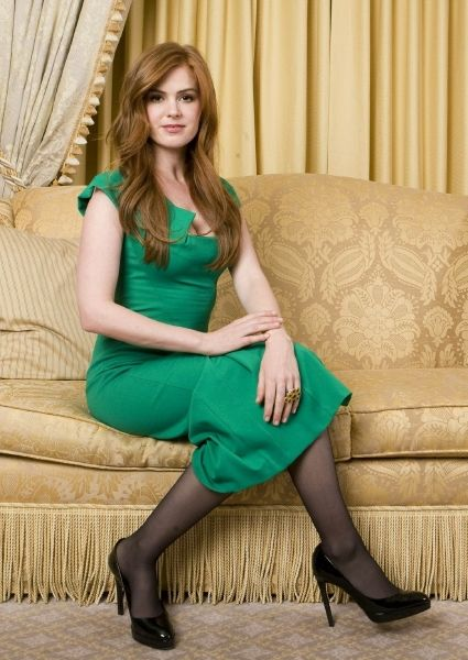 Isla Fisher's first name is pronounced Eye-Lah.