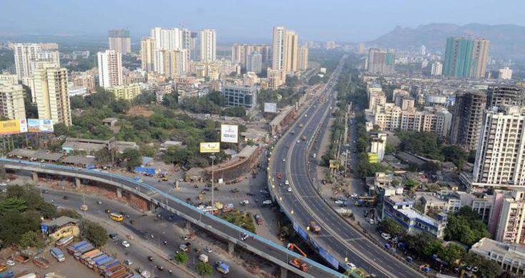 Majiwada is hub of Thane city