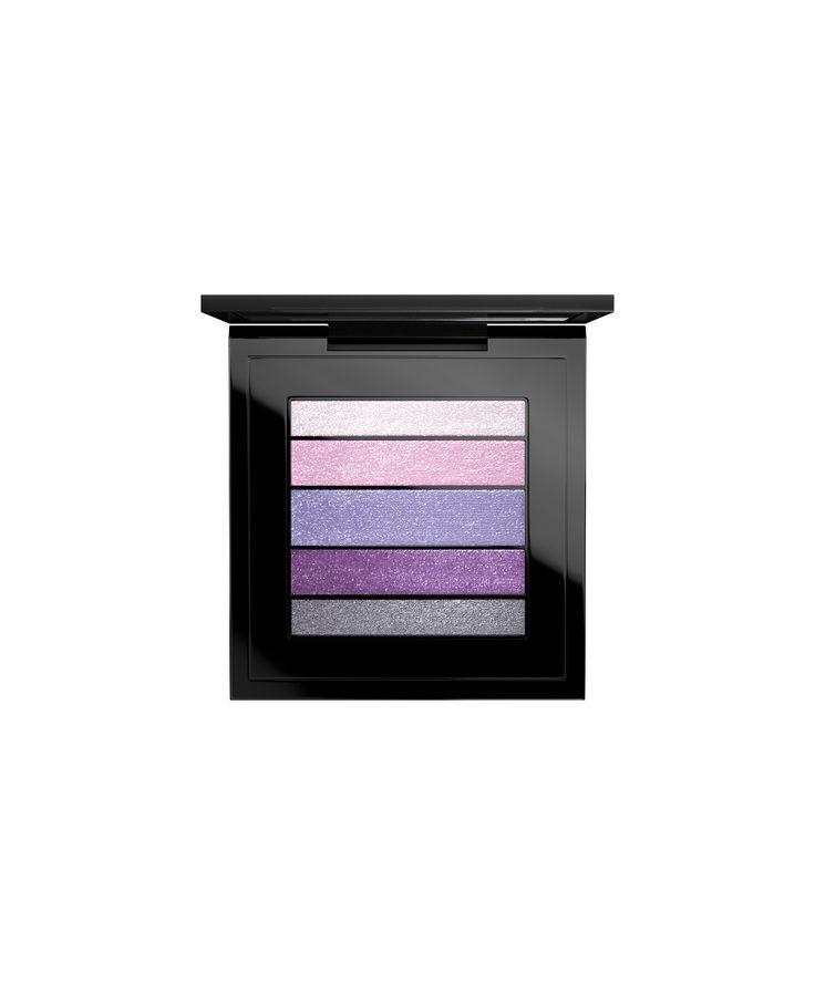 Пять идеально подобранный оттенков для макияжа глаз, которые легко и быстро растушёвываются. Создайте как дневной, так и вечерний макияж: холодный бело-розовый, насыщенный розовый, темно-фиолетовый, фиолетово-черный и сливовый. От матового до мерцающего покрытия. #ПарфюмерияИнтернетМагазин #ПарфюмерияИКосметика #ПарфюмерияЮа #КупитьДухи #КупитьПарфюмерию #ЖенскийПарфюм #ОригинальнаяПарфюмерия #СелективнаяПарфюмерия #НовинкиПарфюмерии #МейкапПарфюмерия #ПарфюмерияОптом #КосметикаМагазин...