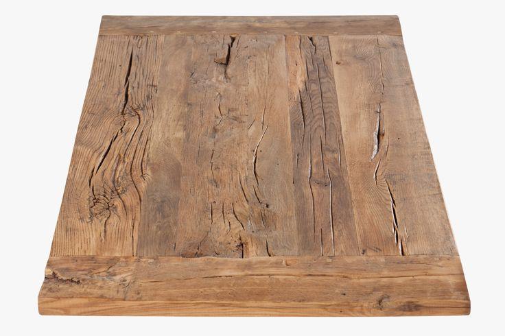 Altholz Tischplatte Eiche