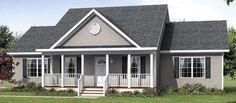 Dormers On a Ranch House | ... modular homes nc-cbs modular home builders-cbs modular home dealers nc