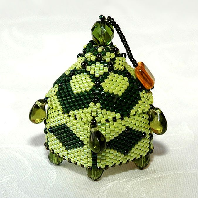 165 Best Beaded Boxes And Vessels Images On Pinterest