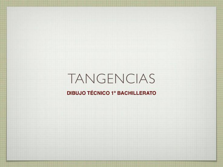 Tangencias by epvmanantiales via slideshare