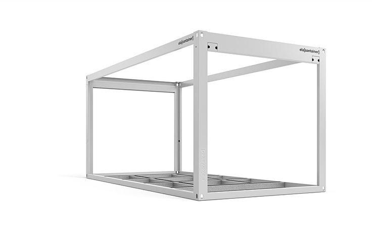Rahmen – Containertechnik - Mieten und Kaufen – ELA Container GmbH