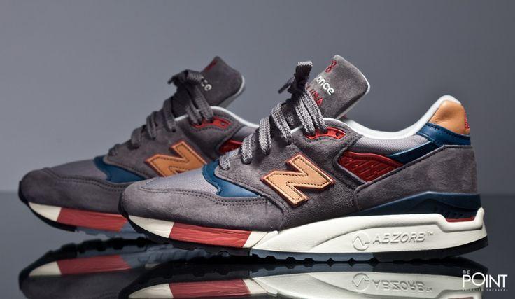 Zapatillas New Balance M998 DBR #Sneakers #Zapatillas