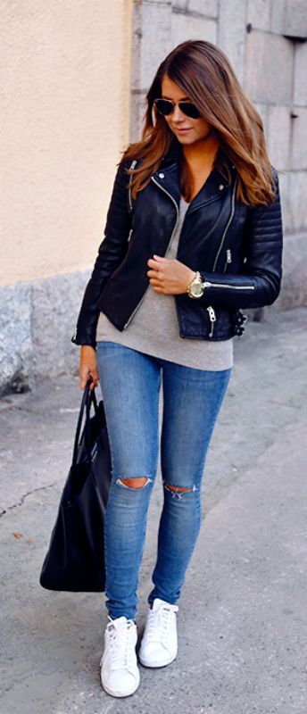 outstanding casual jeans outfits pinterest