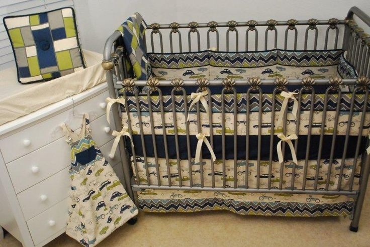 Car Crib Sheet : Best images about rooms boys on pinterest trees
