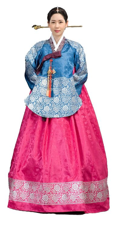 Pix For > Korean Princess Hanbok