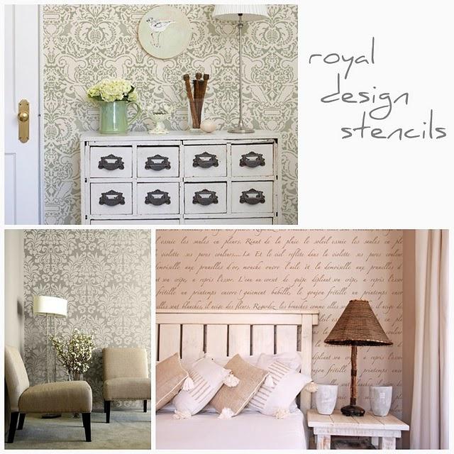 stencilsDiy Ideas, Faux Wallpapers, Photos Wall, Amazing Job, Wallpapers Stencils, Stencils Wall, Stencils Splendor, Bedrooms Decor, Crafts