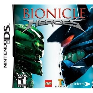Bionicle DS game