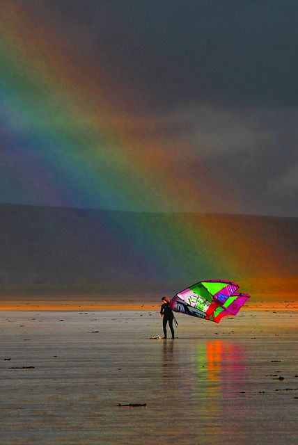 Rainbow. by Nick Woodrow: Thanks for all of your comments, via Flickr
