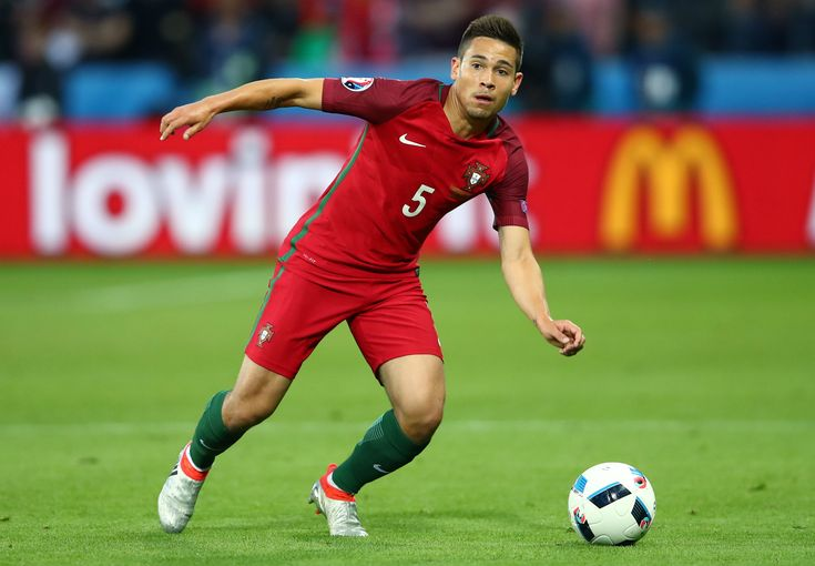 Borussia Dortmund have beaten Barcelona to signing Portugal international Raphael Guerreiro for Lorient - and he has already proven he is a player of potential