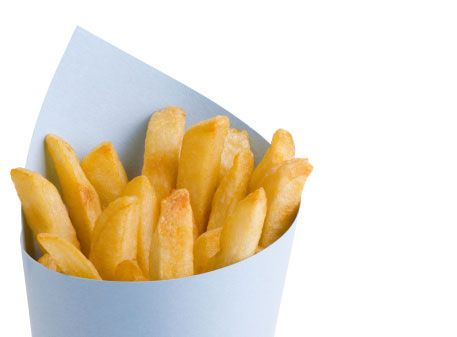 New Brunswick-based McCain Foods makes one-third of all the frozen French fries produced in the world in a potato processing plant in Florenceville-Bristol New Brunswick