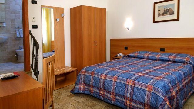 Doppia Standard Matrimoniale Hotel Casa del Pellegrino