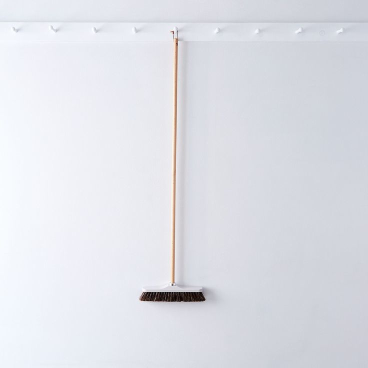 "Vintage-Inspired French Push Broom, 12.75"" on Food52"