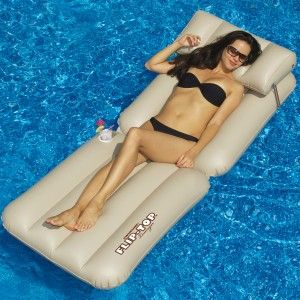 This is a MUST HAVE this summer. Fantastic value this three in one pool lounger has a convertible pillow so you can relax in perfect comfort.