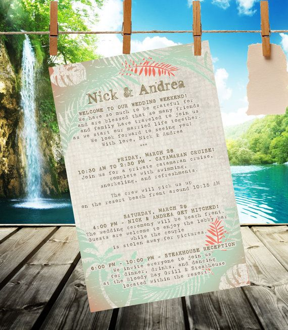 Destination Wedding Quotes For Invitations: 1000+ Ideas About Parent Welcome Letters On Pinterest