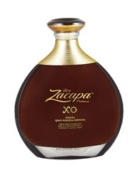 The Ron Zacapa XO is a blend of rums distilled from the sweetest first-crush sugar cane and aged between 6 and 25 years. It is matured using the Solera System - a traditional, dynamic aging process in which rums of different ages are blended, then stored in specially selected barrels to give them each a unique flavor profile. This rum was aged in barrels that previously held bourbon, sherry, Pedro Ximenez wine and Cognac. The resulting spirit is a perfectly balanced combination of sweetness…