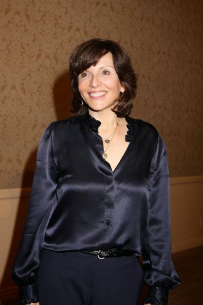 Ladies in Satin Blouses: Orly Adelson