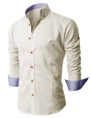 ivory mens dress shirt