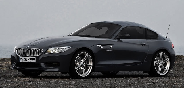 Bmw Z4 Coupe I Love Special Cars Pinterest
