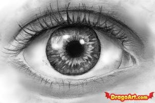 How to draw the eye: Howtodraw, Drawing Painting, Drawing Eye, Art, How To Draw, Pencil Drawing, Draw Eyes, Eye Drawings