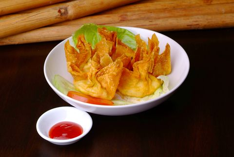 These crispy wontons make a great appetizer. The outside is crunchy and the inside is a lovely combination of Chinese ingredients like pork,...