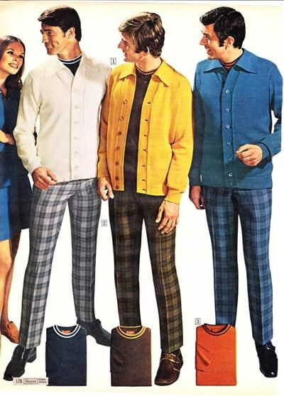 Men S Fashion Pictures 1970 1974 Styling