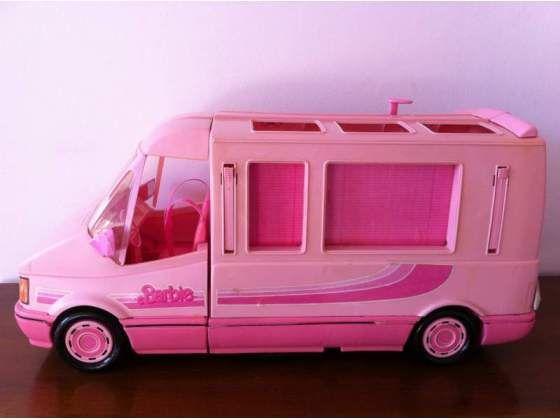 Camper Barbie anni 90 a Italia - Kijiji